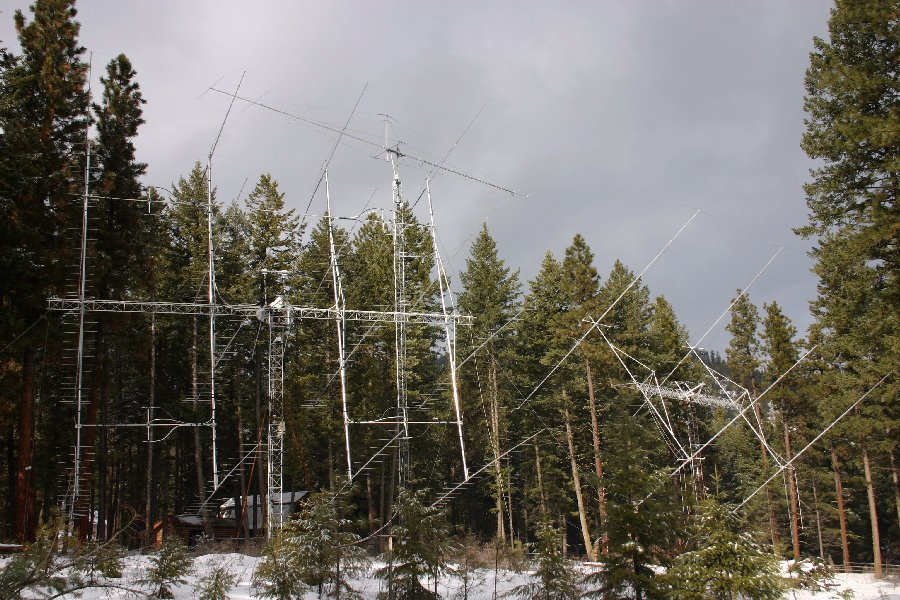 W7GJ VHF Antennas January 2004